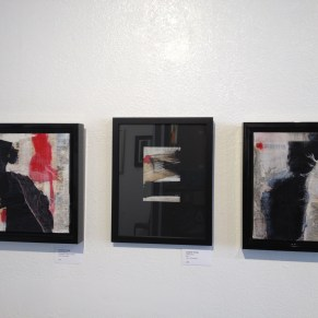 Suzanne Young Art Show 2014