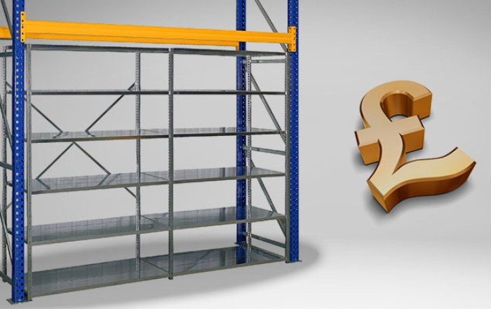How to save money when buying pallet racking
