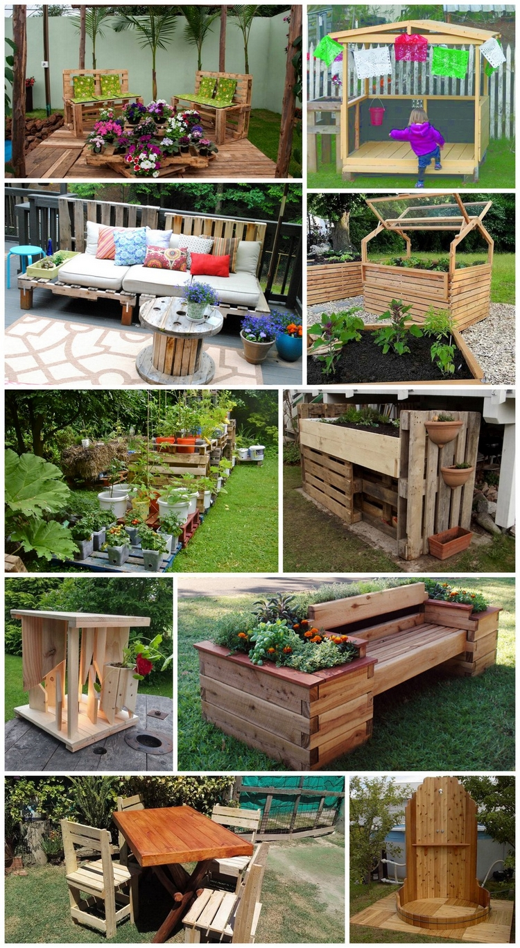 Incredible Wooden Pallets Ideas Wooden Pallets Use Use Garden Ideas Garden Pallet Wood Diy Pallet Herb Garden garden Diy Pallet Herb Garden