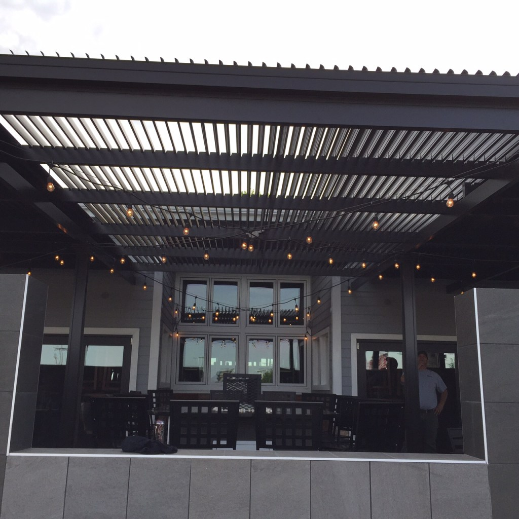 Commercial Patio Cover, Outdoor Dining, City Range Steakhouse ...