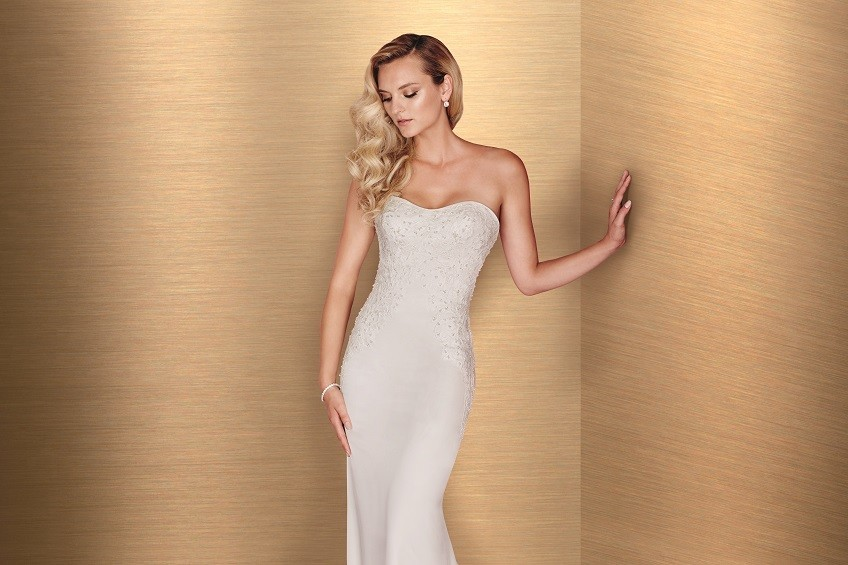 Paloma Blanca Style 4660 Archive Bridal Event