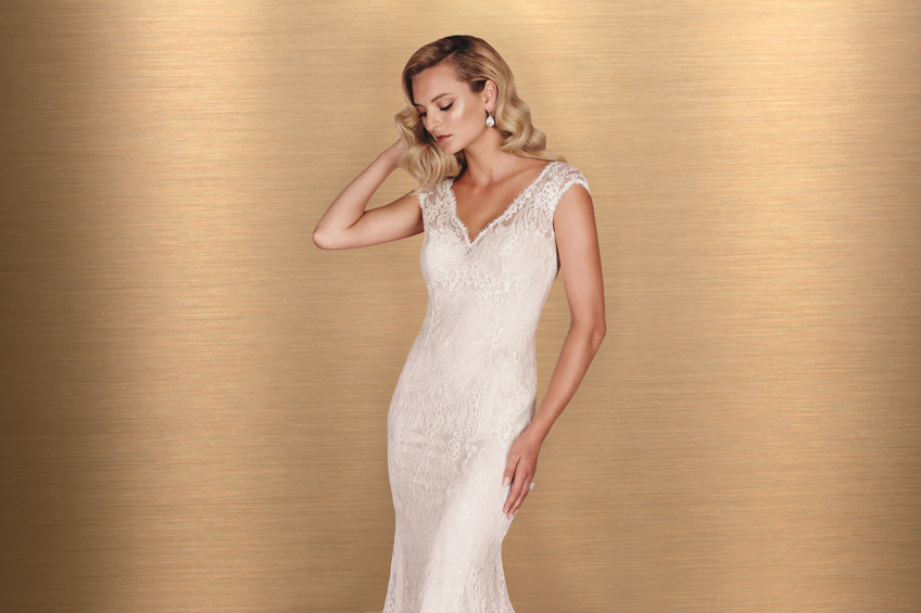 Paloma Blanca Style 4652 Mira Couture Event