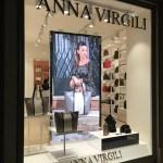 Alcune immagini dello store Anna Virgili