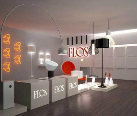 Flos, nuovo negozio a Praga