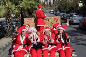 SYRIA - Noel à damas (2017 12 25) FR (4)