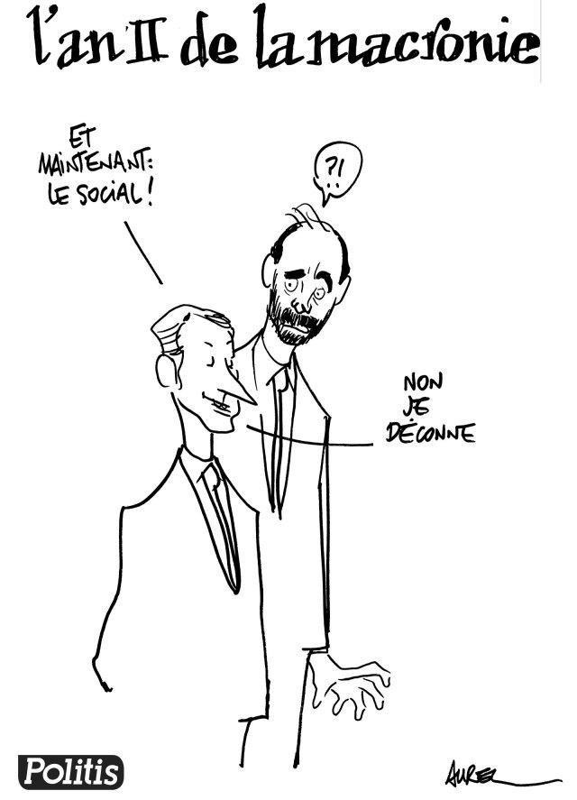 DOC.GEOPOL - Macron modèle social (2018 05 22) FR 2