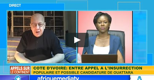 AMTV - LM usa ctre 3e mandat ouattara (2020 07 24)