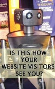robots in Internet Marketing