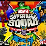 Superhero Squad: Infinity Gauntlet Video Game! NYCC Video!