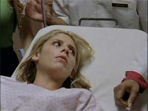 BtVS S02E18 Hospital Buff