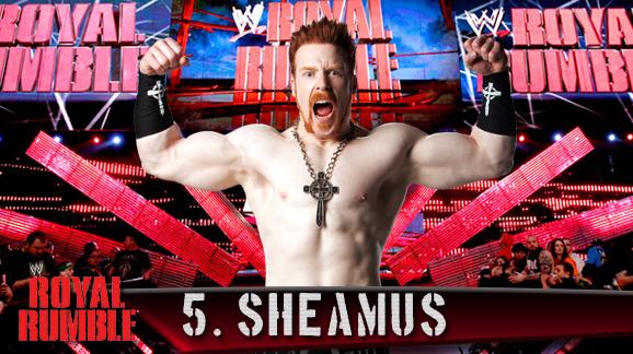 #5sheamus