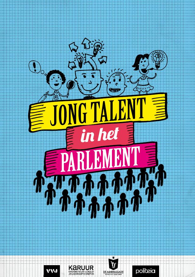 Brochure: Jong talent in het parlement