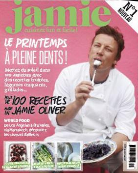 Panier de saison ce que je pense du nouveau magazine de - Cuisinier anglais jamie oliver ...