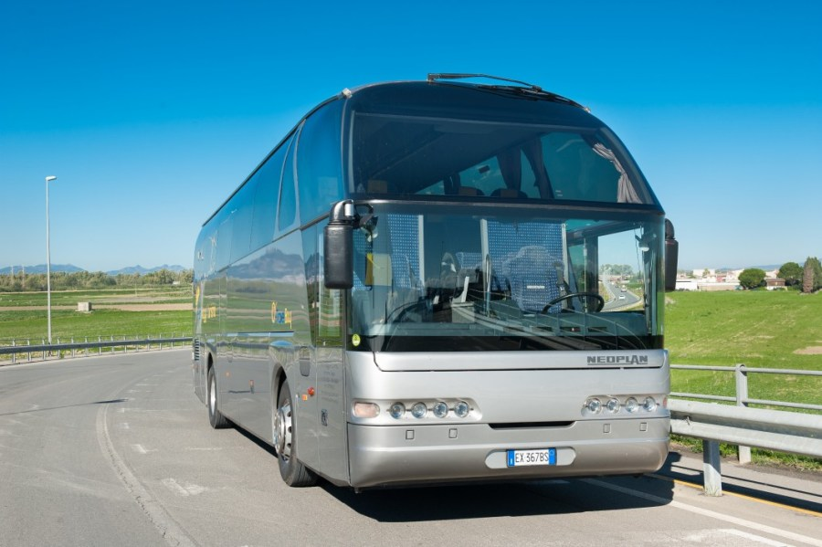Bus sardegna noleggio tour