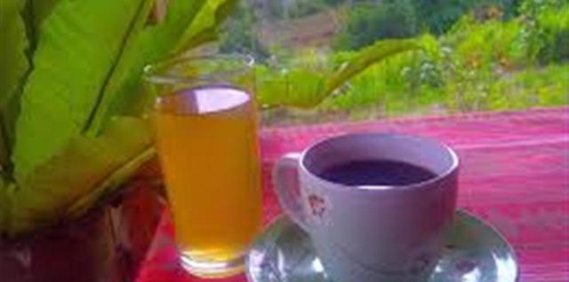 Rice Tea With Lemon Grass Recipe
