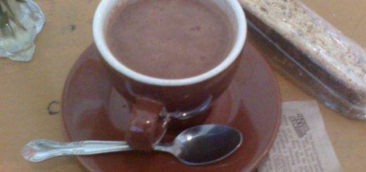 Chocolate Drink (Tsokolate)