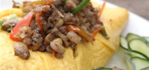 Longganisa Omelette Recipe
