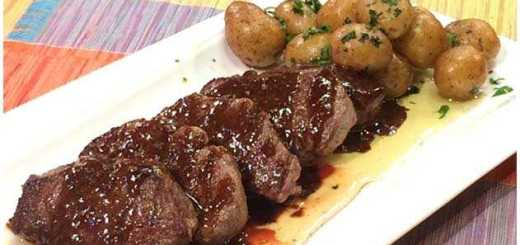 Fillet Mignon Steak in Adobo Sauce Recipe