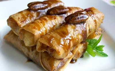 Fried Apple Pie (Apple Turon) Recipe