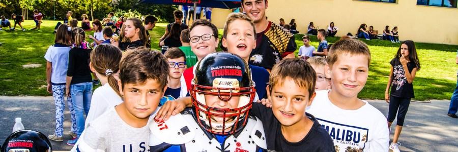 American Sportsday - Kids