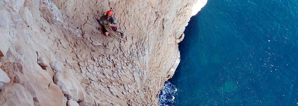 Una escalada con sabor a Mediterráneo