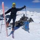 Esquí de montaña en el Valle de Arán. Ascensión a la Tuca de Beret