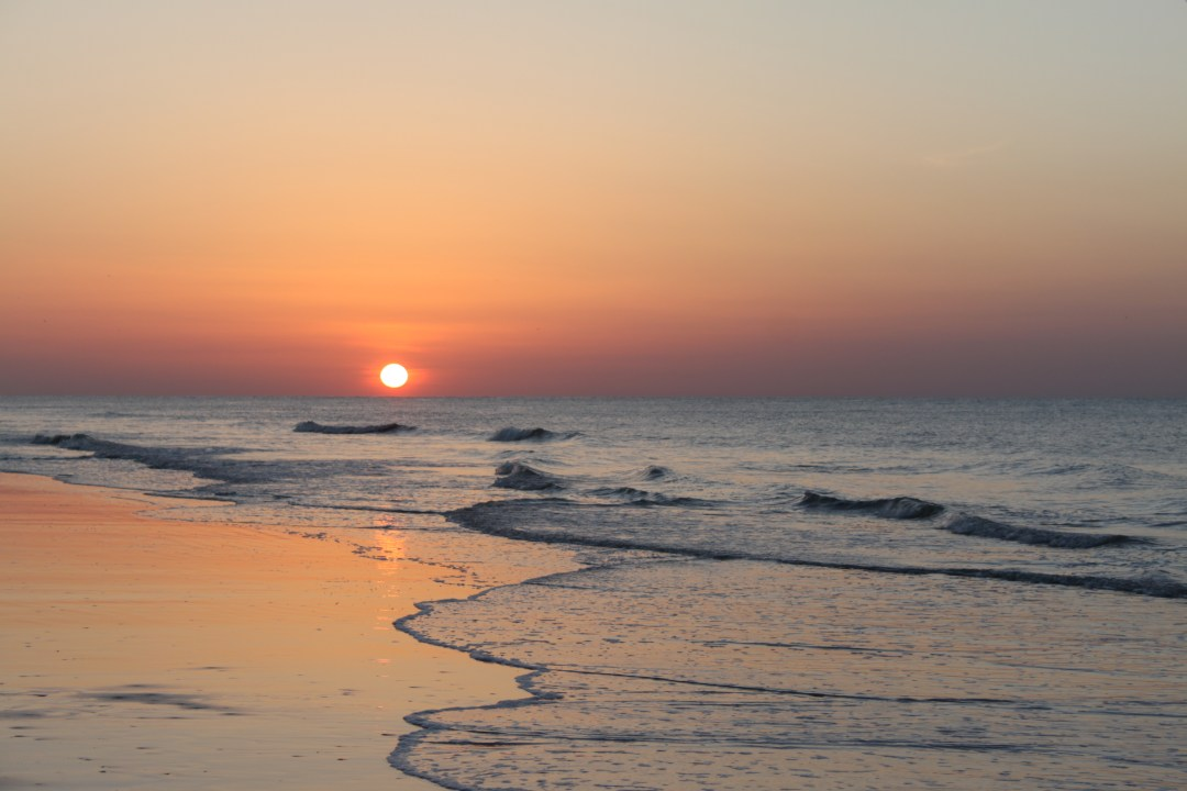hilton head sunrise
