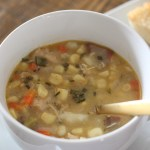 Potato and Turkey Soup