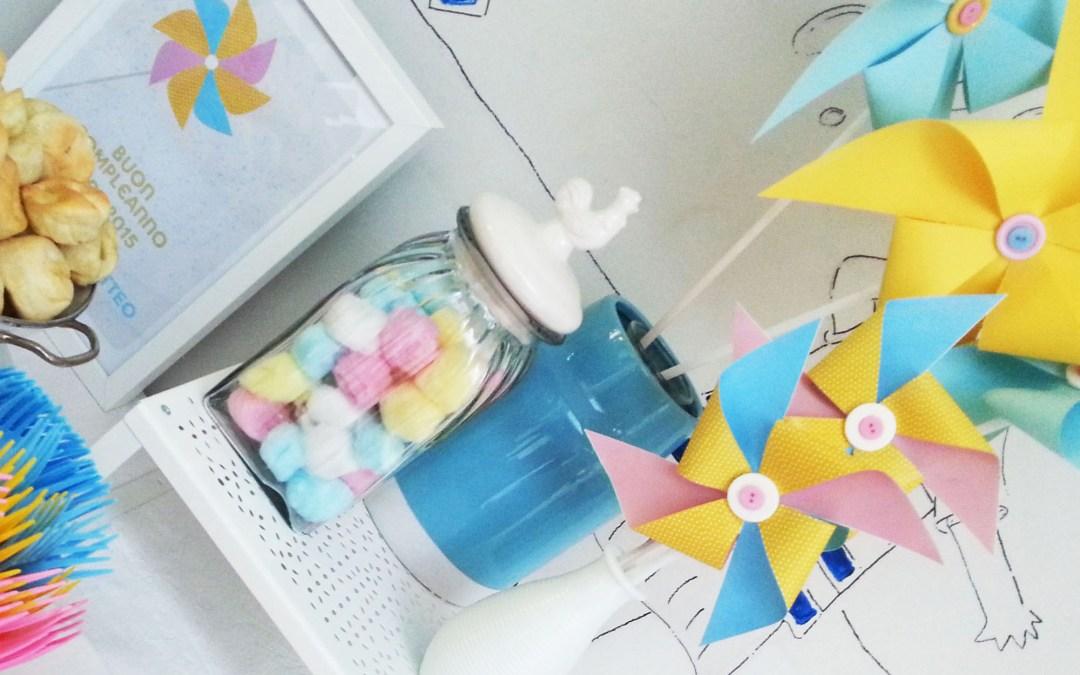 Un Compleanno fra le Girandole