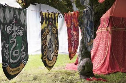 Paola Maresca organizzazione evento family day Banca Popolare di Milano. Evento a tema Medioevale con rievocazione storica, costumi, scenografie, laboratori, attività e intrattenimenti
