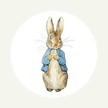 BDAY Peter Rabbit Paola Maresca