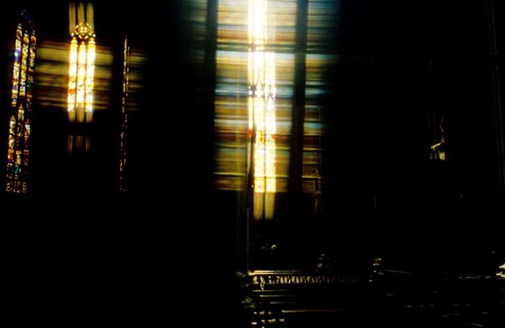Croce di luce