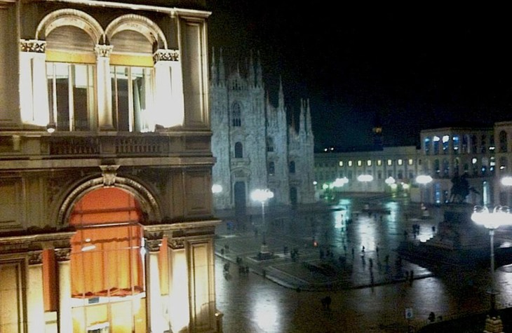 Milano Piazza del Duomo