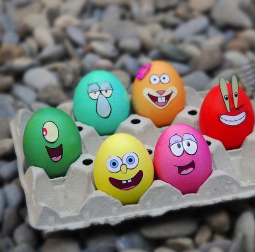 7 ideas para decorar huevos de pascua para ni os - Videos de huevos de pascua ...