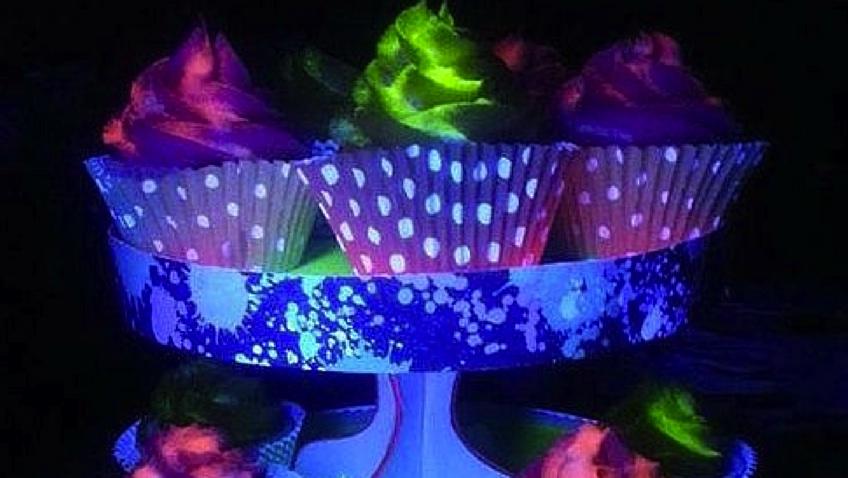 fiesta infantil disco party