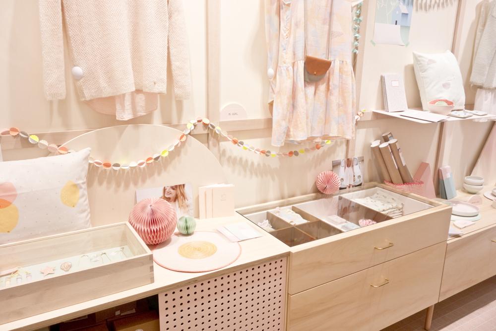 Le pastel shop dans les boutiques des petits hauts paperboat - Des petits hauts boutique ...