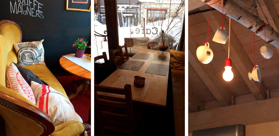 Arc 1950 - Le village Wood bear café - Hiver 2016 - www.paperboat.fr