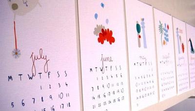 Yaelfran 2010 Calendar