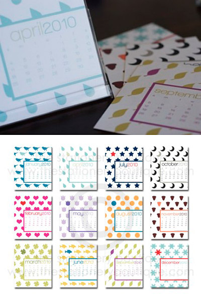 Stationery Boutique Icon Calendar