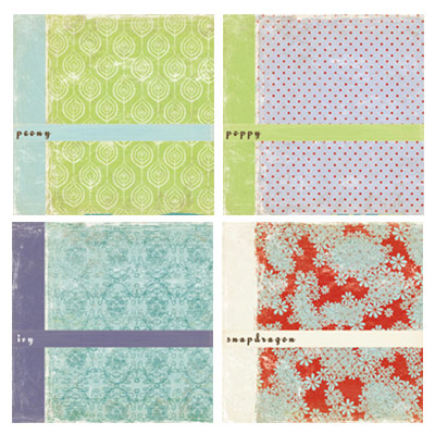 Crate Paper Samantha Collection