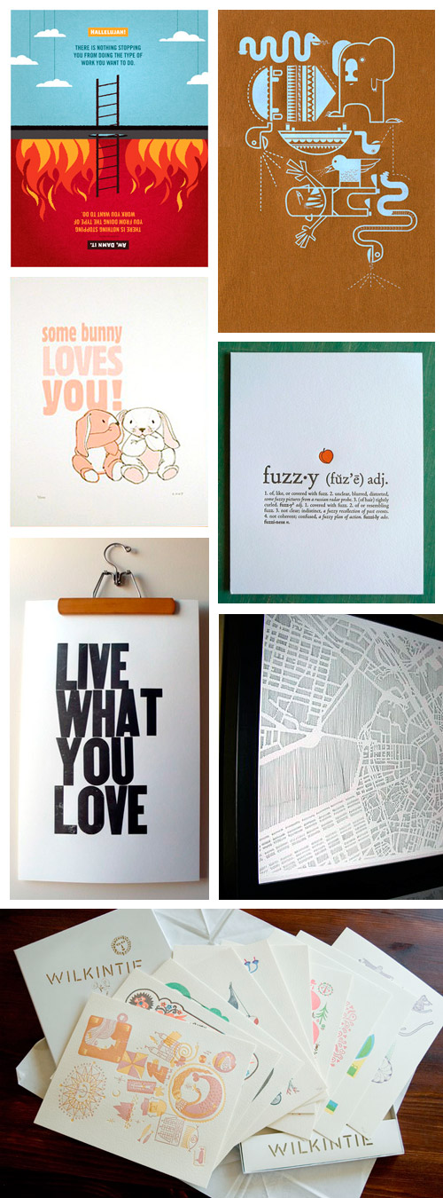 Art Prints Holiday Gift Guide