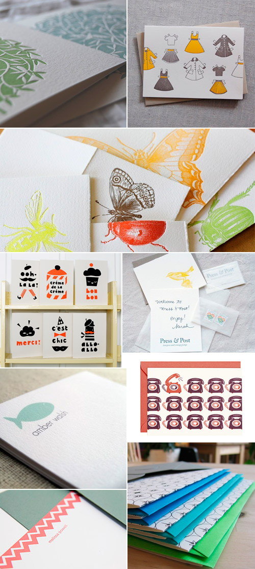 Stationery Holiday Gift Guide