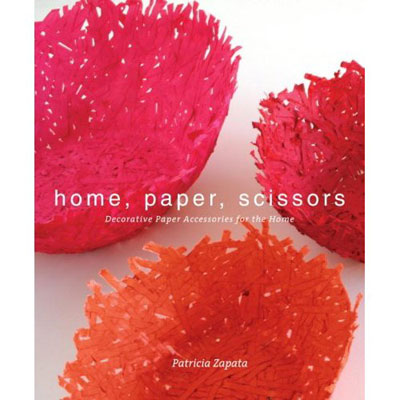 Home Paper Scissors by Patricia Zapata