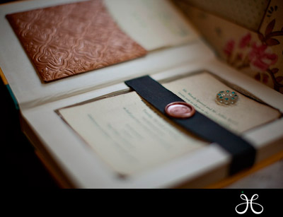 Jessica Claire Wedding Invitations