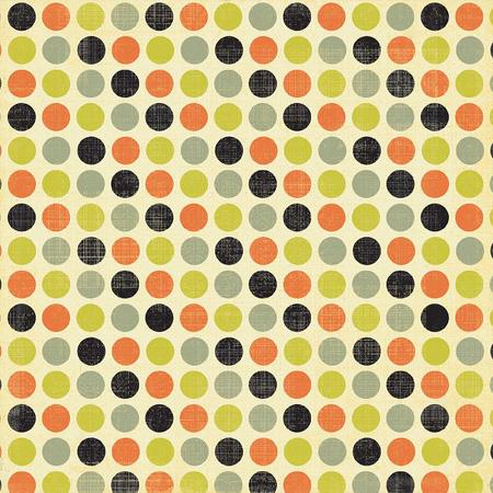 My Mind's Eye Blackbird Dots
