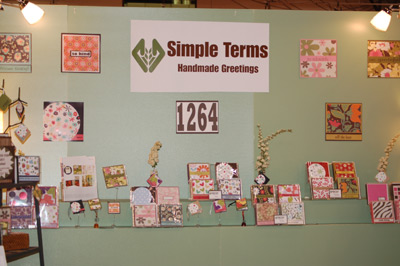 Simple Terms Booth
