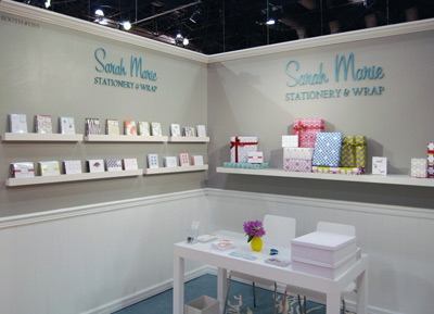 Sarah Marie Finished Booth 2