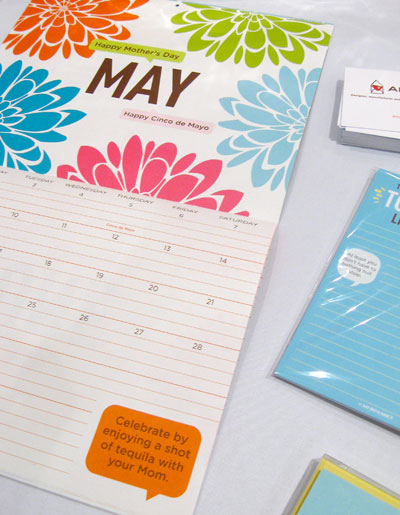 Amy Smyth Made It 2011 Calendar