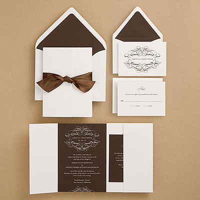the paper source wedding collection - paper crave, Wedding invitations