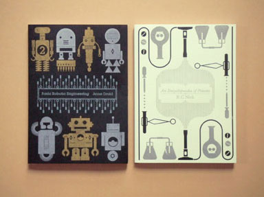 Present & Correct Library Notebooks